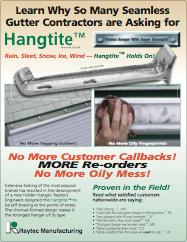 Raytec Hangtite Hanger Sell Sheet PDF