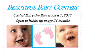 Beautiful Baby Contest