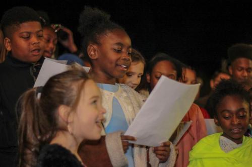 St. Regis School choir