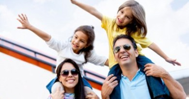 Flying with your Kids? 9 Travelling Tips to Ease Your Journey
