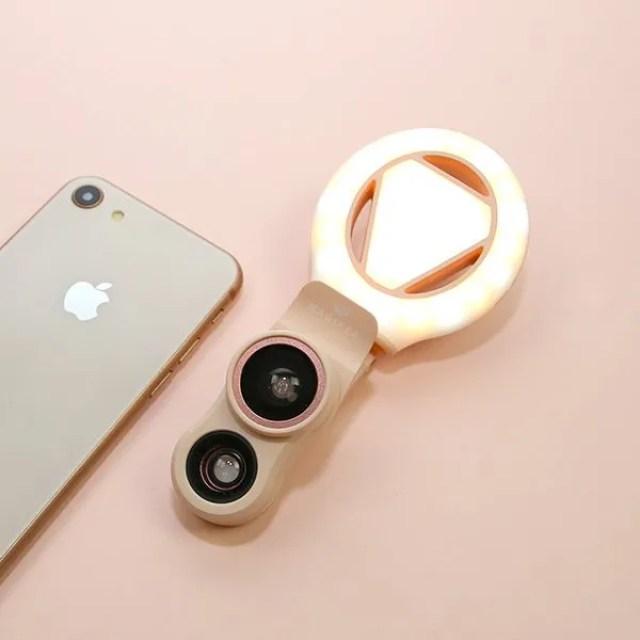 美極品-手機補光燈