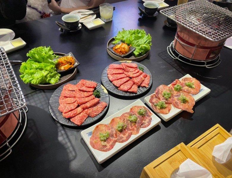 【燒肉推薦】發肉燒肉!必吃入口即化月見魚子醬海膽生牛肉