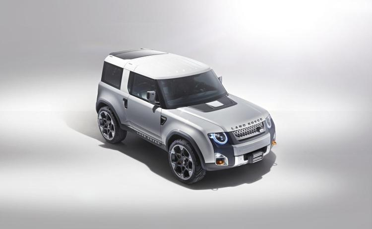 novo land rover defender 1