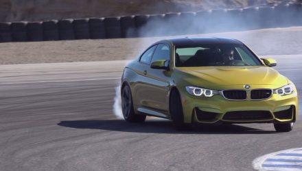 BMW condução