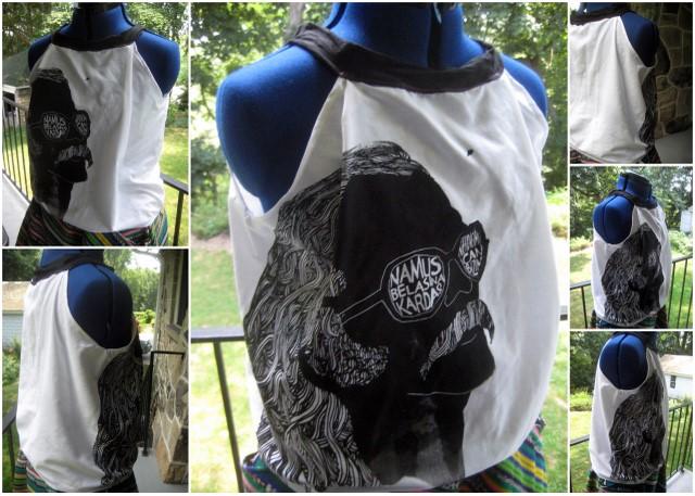 Razblint - A Cem Karaca Tshirt - Black on white