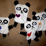Doll Factory : The Pandas