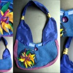 Wildflowered Soft Purses