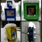 Weird Snow of Pittsburgh