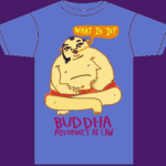 Design A Day: Buddha Attorney At Law