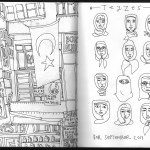 Notebook Sketches: From Cappadocia