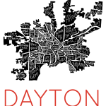 Dayton Neighborhood Map