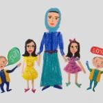 Turkish family portrait