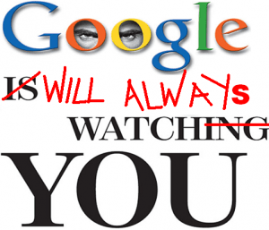 "Google si ""Big Brother """