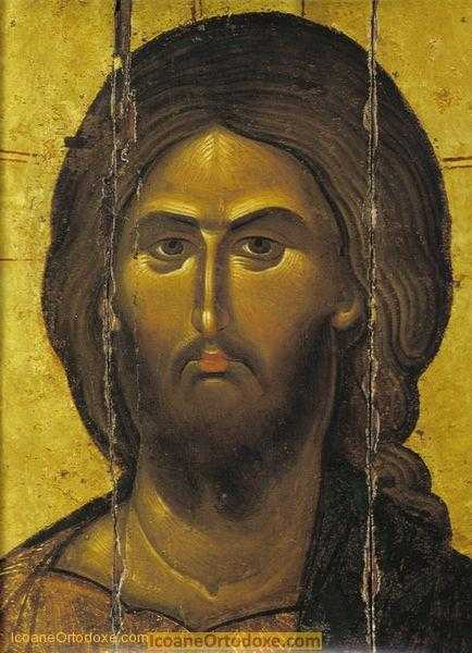vatopedu icon of Christ