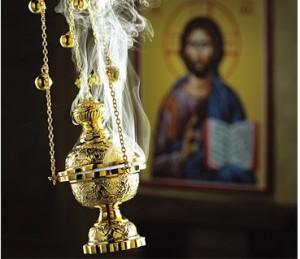 cadelnita icoana Hristos