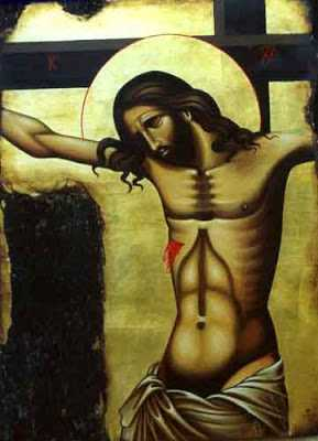 Ατενίζοντας τον Ιησού εν σιωπή