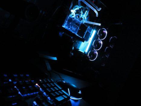 AURA Syncを使ってPCパーツ、Claymore、Pugioのライティングを同期