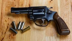guns and bulets