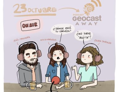 ¿Hacer un doctorado en España? Charla de doctorandos (Podcast en GeocastAway)