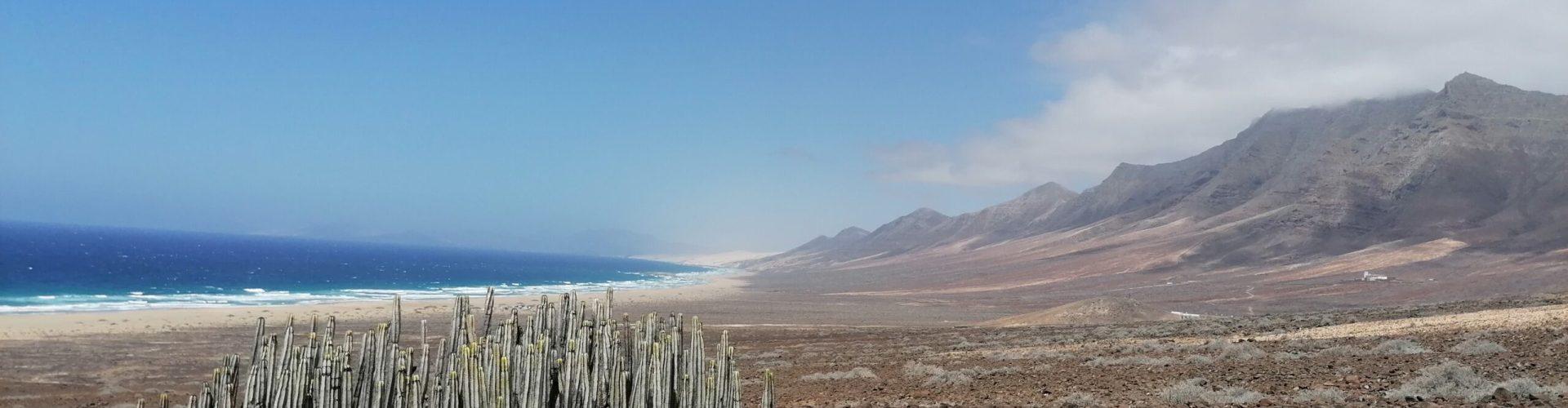Mesozoico en Canarias. Fósiles y vulcanismo en Fuerteventura.