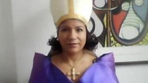 Mónica Roa, quien lideró la despenalización del aborto en Colombia, se burló de la fe católica en redes sociales. Tomada de http://www.hazteoir.org.