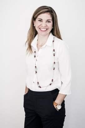 Marian Rojas trabaja en el Instituto Español de Investigaciones Psiquiátricas. Tomada de http://marianrojas.com/