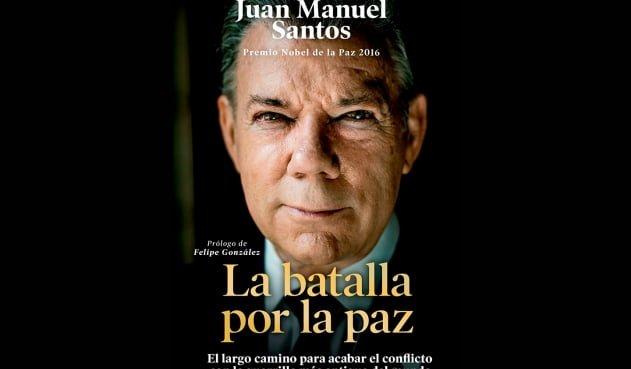 Juan Manuel Santos, propaganda