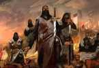 Caballeros cruzados