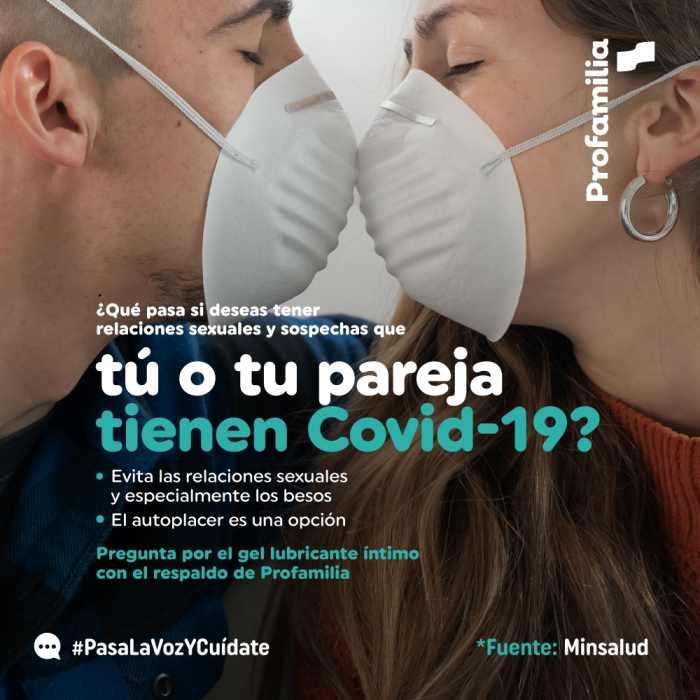 Coronavirus MinSalud y Profamilia