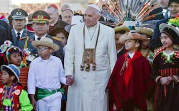 Francisco y los Movimientos Populares
