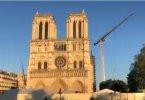 Notre Dame un año después