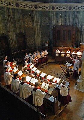 choir apse
