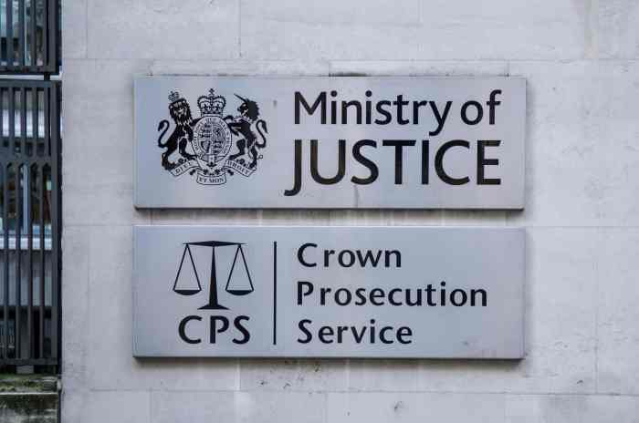 Britain's Crown Prosecution Service