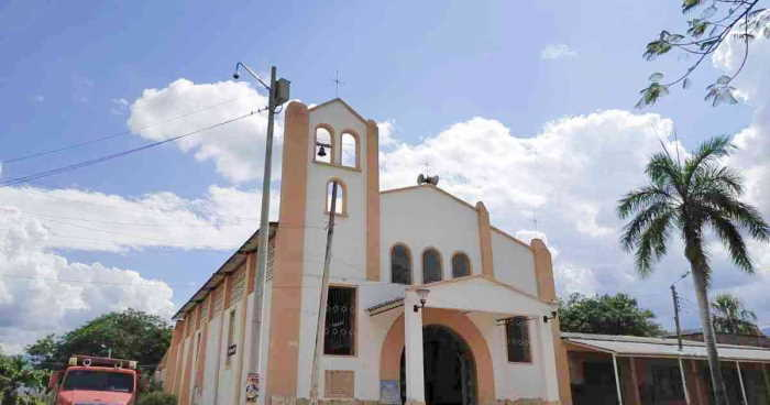 Gobierno alista plan piloto para la reapertura de iglesias Foto Jhon Barros
