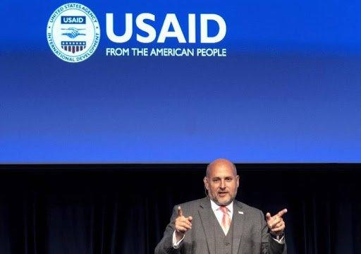John Barsa USAID