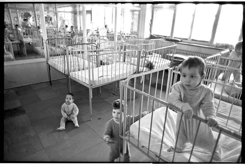 Lost children of Romania