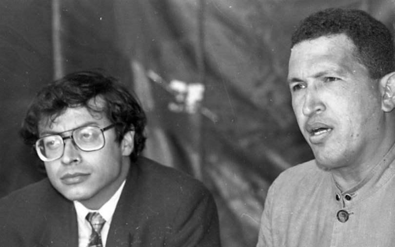 Petro y Chávez