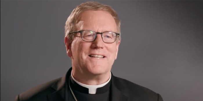 Obispo Robert Barron