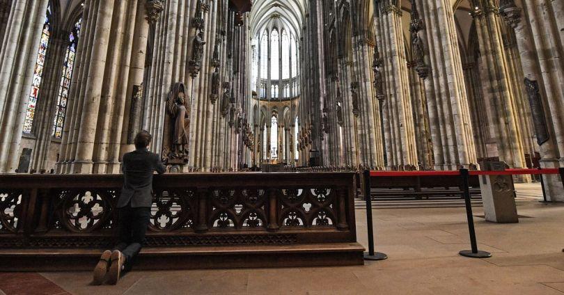 Iglesia oracion gotica