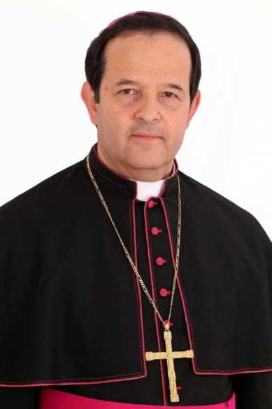 Monsenor Ricardo Tobon Restrepo Arzobispo de Medellin