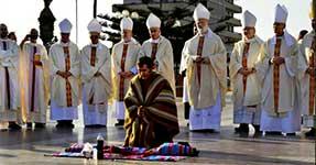 ceremonia pagana arica