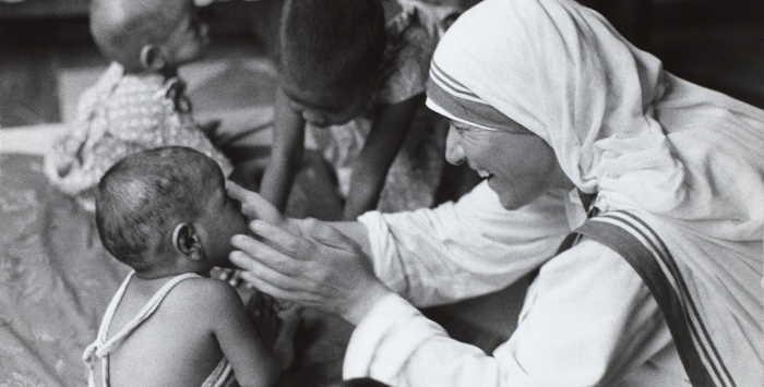 Madre Teresa de Calcuta Caridad