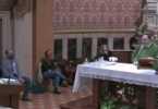 Parroco de La Inmaculada Concepcion de Macerata en Italia