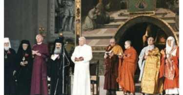 Encuentro de Asis 1986