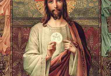 Corazon Eucaristico de Jesus