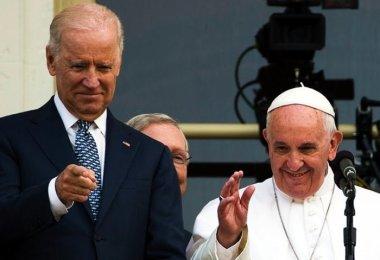 Biden y Francisco