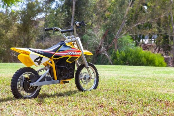 MX650 Dirt Rocket