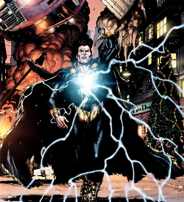 Powers Abilities Black Adam