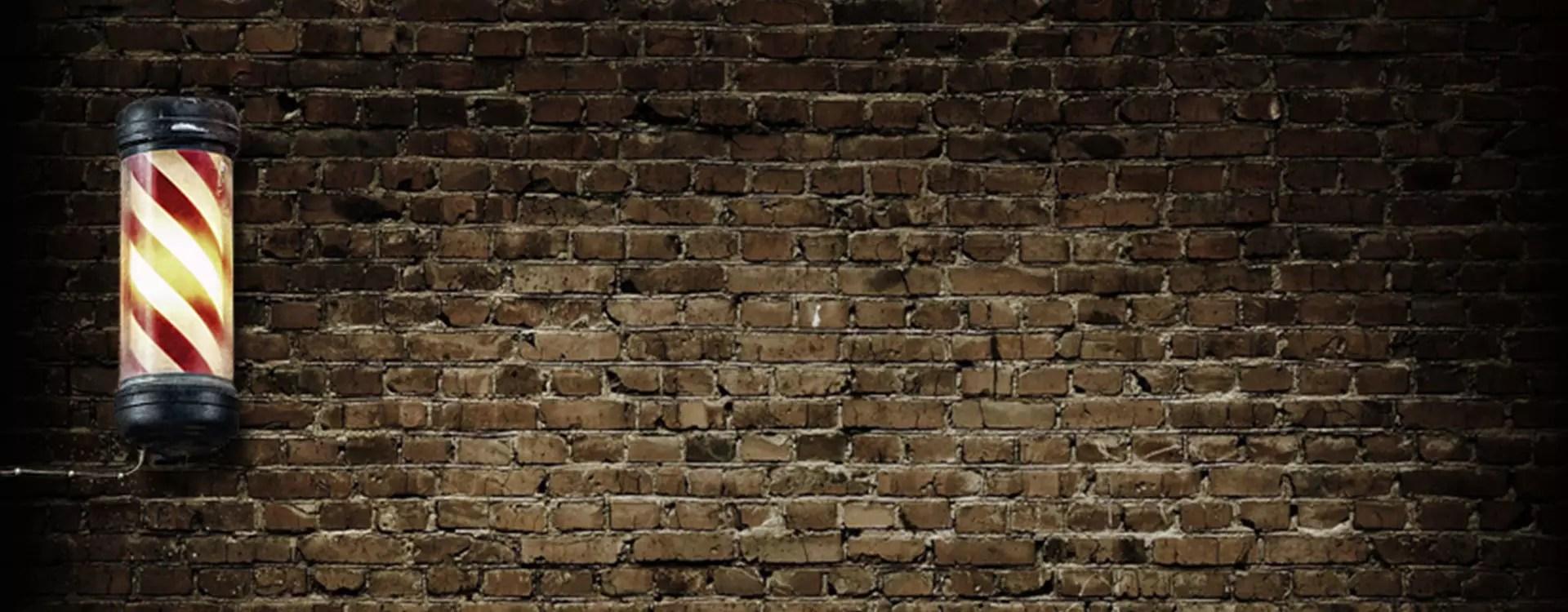 Homepage slide brick background