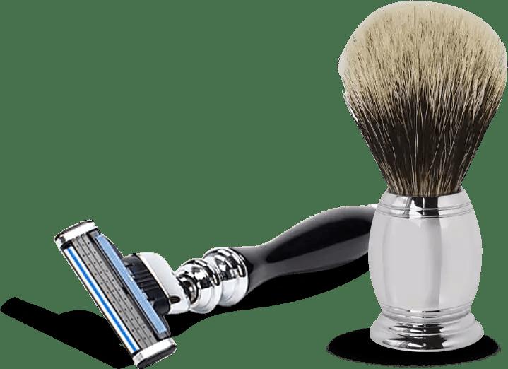 Homepage slider 2 razor and brush